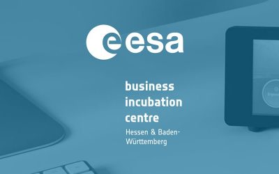 DeepCare ist Teil von ESA BIC